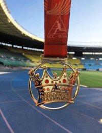 babenbergerlauf 2020 - medaille